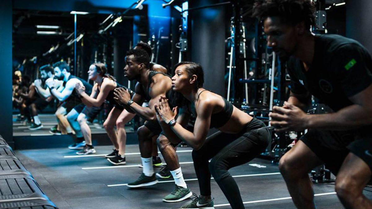 Skupinska vadba